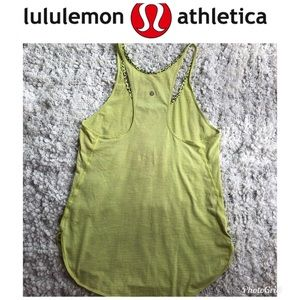 Lululemon Swiftly Tech Tank Racerback Size 8